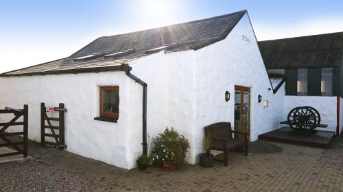 The cottage, St. Ronans BB Northern Ireland